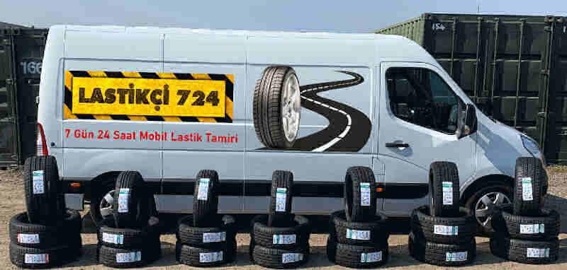 Mobil Lastik Tamircisi Aracı